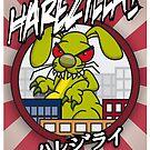 Harezilla Poster by Wislander