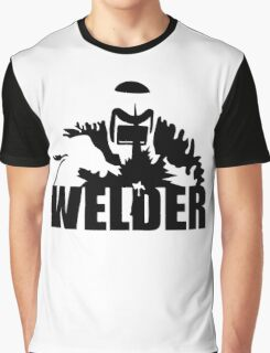 I am Welder Graphic T-Shirt