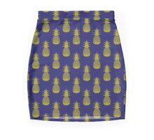 Pineapples Mini Skirt