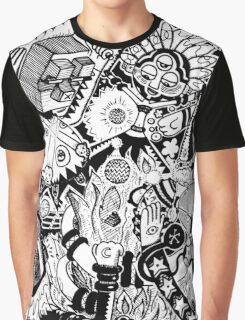 Cave Party Graphic T-Shirt
