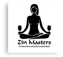 LADIES ZIN MASTER CLUB Canvas Print
