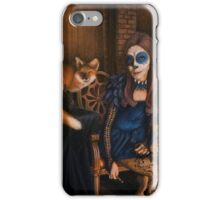 The Legend of Kitsune iPhone Case/Skin