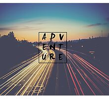 Adventure Co. Photographic Print