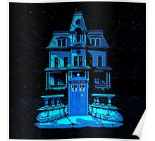 Tardis Horror Place Poster