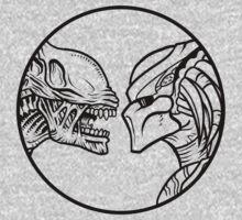 Alien vs. Predator by Oliver Delander