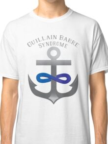 I Support Guillain-Barre Syndrome Classic T-Shirt