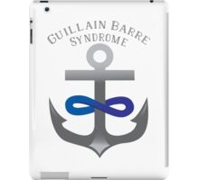 I Support Guillain-Barre Syndrome iPad Case/Skin
