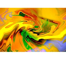 Vibrant Living Photographic Print
