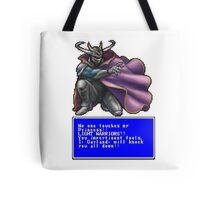 I, Garland, will knock you all down! Tote Bag