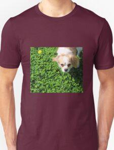 Clover Dog Unisex T-Shirt