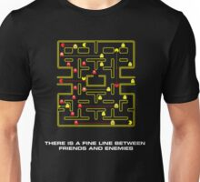 pac man video game  Unisex T-Shirt