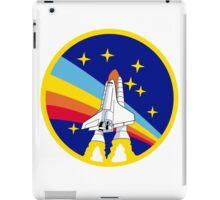 Rainbow Rocket iPad Case/Skin