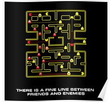 pac man video game  Poster