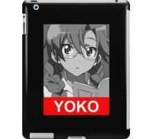 Yoko Littner Anime Manga Shirt iPad Case/Skin
