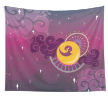 Cirque de la Nuit Wall Tapestry