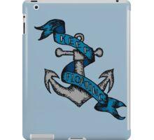 Keep Floating iPad Case/Skin