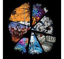 Muse Albums Broken Circle Photographic Print
