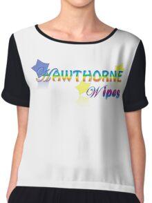 Hawthorne Wipes Chiffon Top