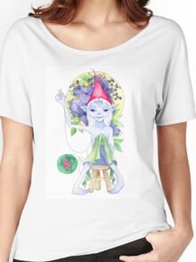 The Elder Tree Habetrot Women's Relaxed Fit T-Shirt