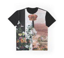 Floral Desert Graphic T-Shirt