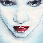 Blue Stare by Kaitlee Venable