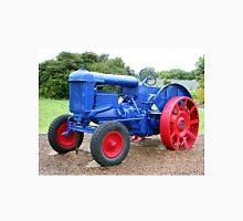 Blue & red tractor Unisex T-Shirt