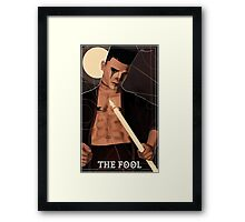The Fool - Tarot Framed Print