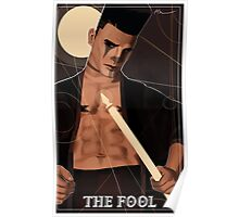 The Fool - Tarot Poster