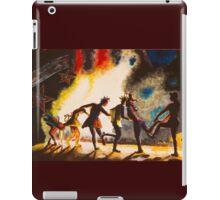 Dancers iPad Case/Skin