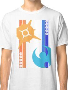 Sun & Moon - Pokemon Classic T-Shirt