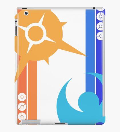 Sun & Moon - Pokemon iPad Case/Skin