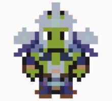 World of Warcraft Orc Shaman Tier 2 The Ten Storms Sprite by whale