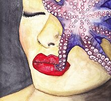 Portrait with Octopus by Kaitlee Venable