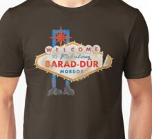 Welcome to Barad-Dur Unisex T-Shirt