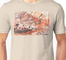 Looking Towards Turtle Point Unisex T-Shirt