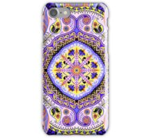 Boho Floral Madness Var. 5 iPhone Case/Skin