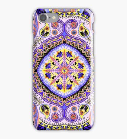 Boho Floral Madness Var. 5 iPhone Case/Skin