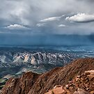 View From Pikes Peak  by John  Kapusta