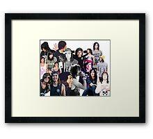 kellic Framed Print