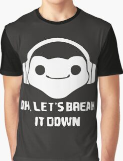 let is break it down - lucio game Graphic T-Shirt