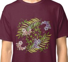 Leaves and fronds Classic T-Shirt