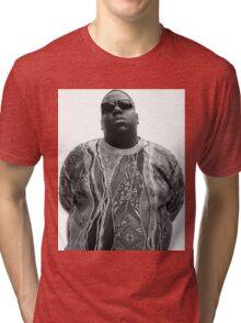 Biggie Smalls Tri-blend T-Shirt