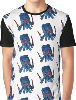 Darth Squid Graphic T-Shirt