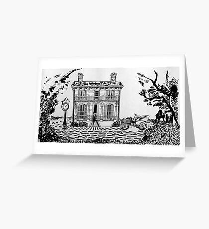 Riley House Greeting Card