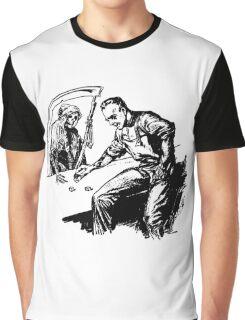 DEATH MAN Graphic T-Shirt