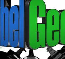 Decibel Geek CLASSIC! Sticker