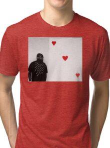 King Of Hearts Tri-blend T-Shirt