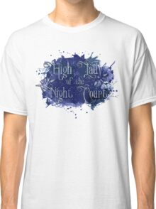 High Lady of the Night Court Classic T-Shirt