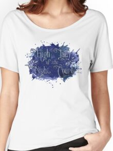 High Lady of the Night Court Women's Relaxed Fit T-Shirt