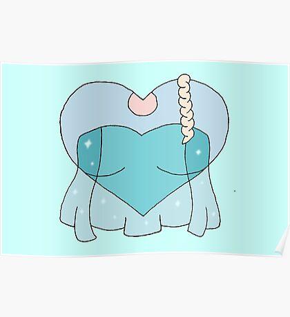 A Frozen Heart Poster